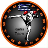 DIAMOND FIGHTERS KARLIS